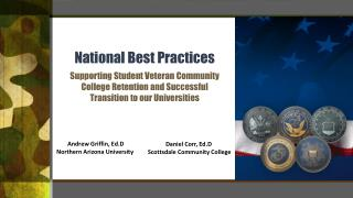 Daniel Corr, Ed.D  Scottsdale Community College