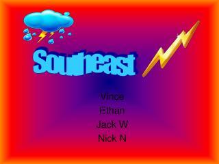 Vince Ethan Jack W Nick N