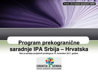 Srbija OKRUZI: Sremski Mačvanski Kolubarski Zlatiborski