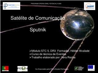 Satélite de Comunicação Sputnik