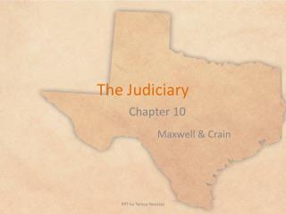 The Judiciary