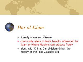 Dar al-Islam