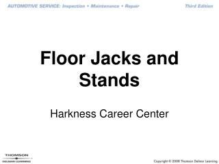 Floor Jacks and Stands