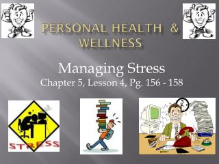 Personal Health  & Wellness