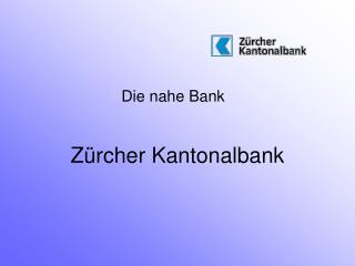 Z�rcher Kantonalbank