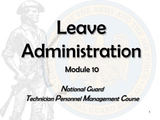 Leave Administration