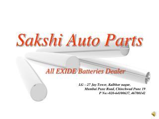 Sakshi  Auto Parts
