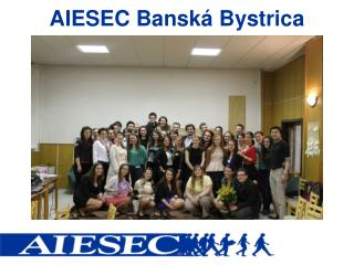 AIESEC Bansk� Bystrica