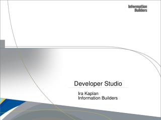 Developer Studio