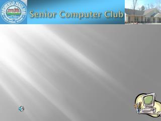 Senior Computer Club