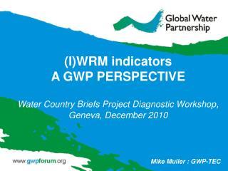 Mike Muller : GWP-TEC