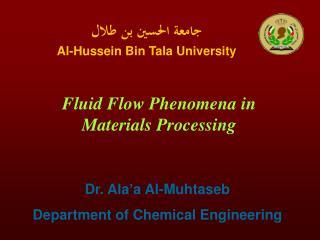 Al-Hussein Bin Tala University