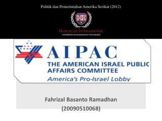 Fahrizal Basanto Ramadhan (20090510068)