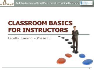 Classroom Basics for instructors