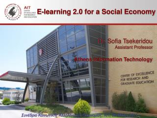 E-learning 2.0 for a Social Economy