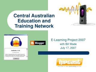 Central Australian Education and Training Network