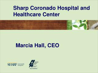 Sharp Coronado Hospital and Healthcare Center