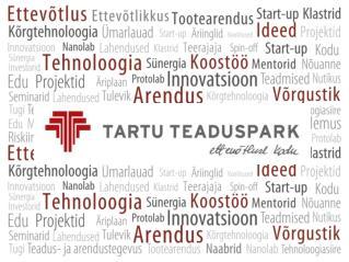 Milli ne  või ks olla  Tartu  Teaduspar gi  roll  Lõuna-Eesti nutikas spetsialiseerumise s ?