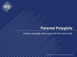 Parental Polyglots