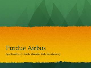 Purdue Airbus