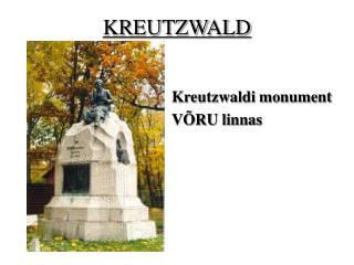 KREUTZWALD