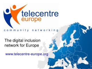 The digital inclusion network for Europe