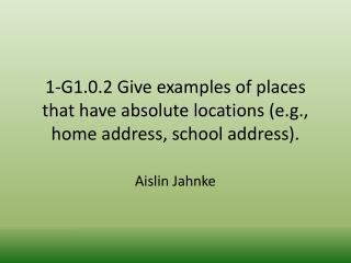 Aislin Jahnke