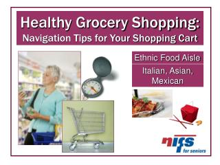 Healthy Grocery Shopping:  Navigation Tips for Your Shopping Cart