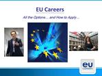EU Careers