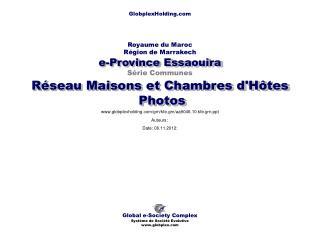 e-Province Essaouira