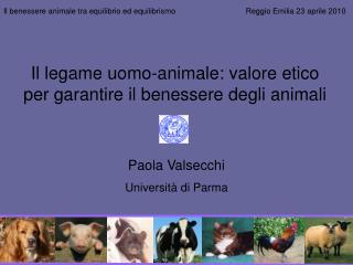 Il legame uomo-animale: valore etico per garantire il benessere degli animali