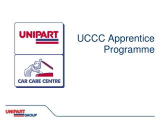 UCCC Apprentice Programme