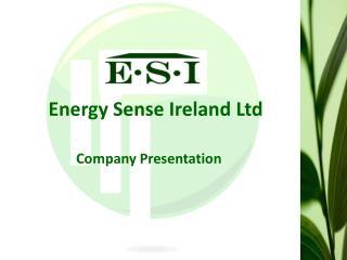 Energy Sense Ireland Ltd