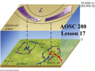AOSC 200 Lesson 17