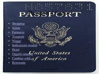 Passport 4 lingue