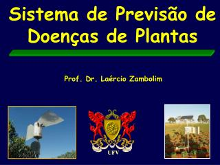 Sistema de Previsão de Doenças de Plantas