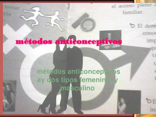 m�todos anticonceptivos