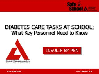 INSULIN BY PEN