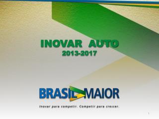 INOVAR  AUTO 2013-2017