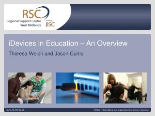 iDevices in Education – An Overview