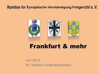 Frankfurt & mehr