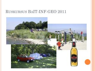 Ruskursus BaIT-INF-GEO  2011