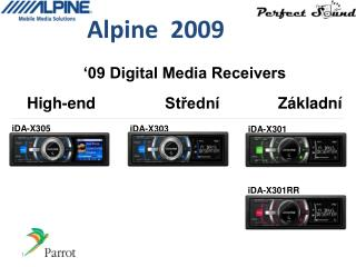 '09 Digital Media Receivers