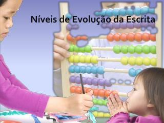 Níveis de Evolução da Escrita