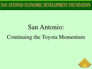 San Antonio: