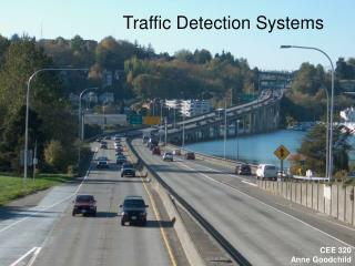 Traffic Detection Systems