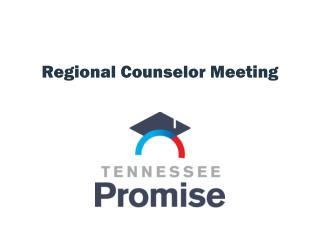 Regional Counselor Meeting