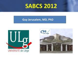 SABCS 2012