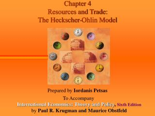Chapter 4 Resources and Trade: The Heckscher-Ohlin Model