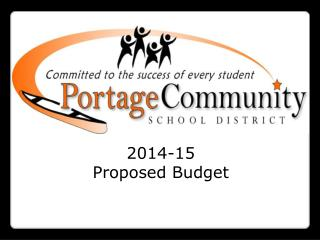 2014-15 Proposed Budget